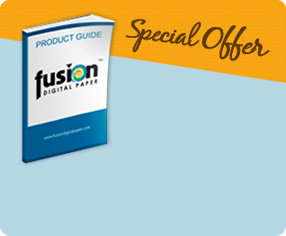 Waterproof Synthetic Paper for Inkjet Printing | Fusion Digital