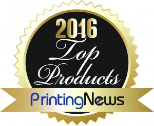 13 mil Fusion Polyester Cover won won a Printing News 2016 Readers' Choice Top Products Award in the Digital Print Media category.